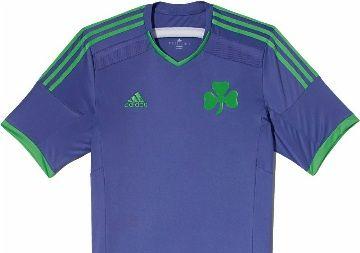 Panathinaikos FC 2014/15 adidas Away Jersey