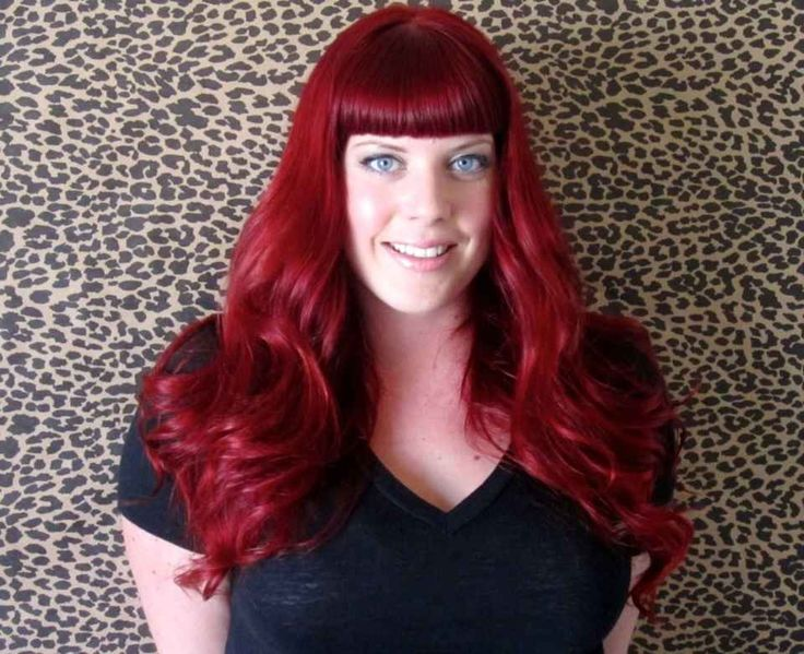Can This Box Hair Color Give Me The WWE Diva Red Of My Dreams? - xoVain