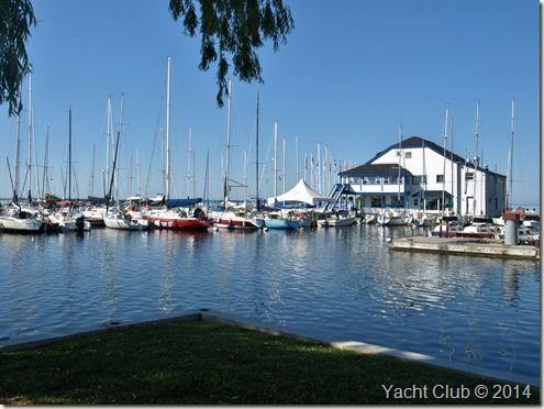 Kingston Ontario yacht club