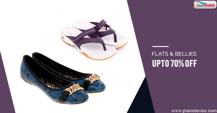 Get Upto 70% OFF on #Ladies #Bellies #Shoes Online at Planeteves.com. Check Out Latest Collection of #Flats & Ballerina #Footwear. Free Shipping & COD Available.
