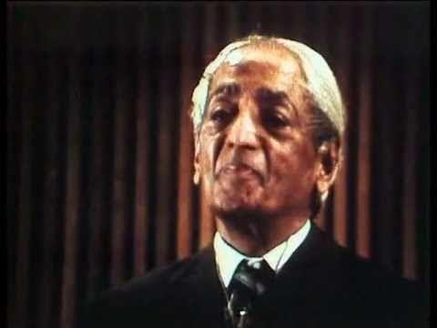 Krishnamurti - Acabar con todo el miedo - 3. Para comprender la meditaci...