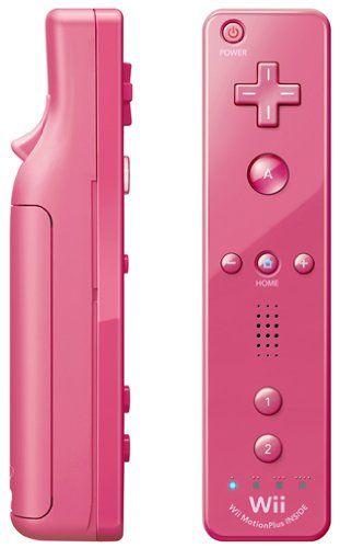 I want the pink wii (:(:(: