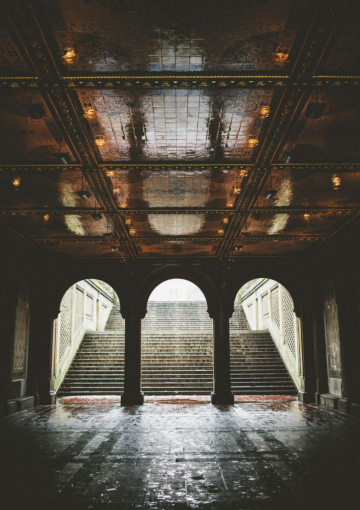 Central Park III by Matt Schiels // I love this photo. I have a similar one from when we went to NY c: