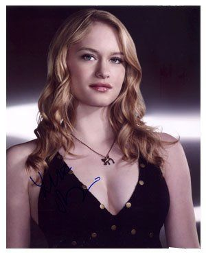 Leven Rambin 8x10 Autographed Photo @ niftywarehouse.com #NiftyWarehouse #HungerGames #TheHungerGames #Movie
