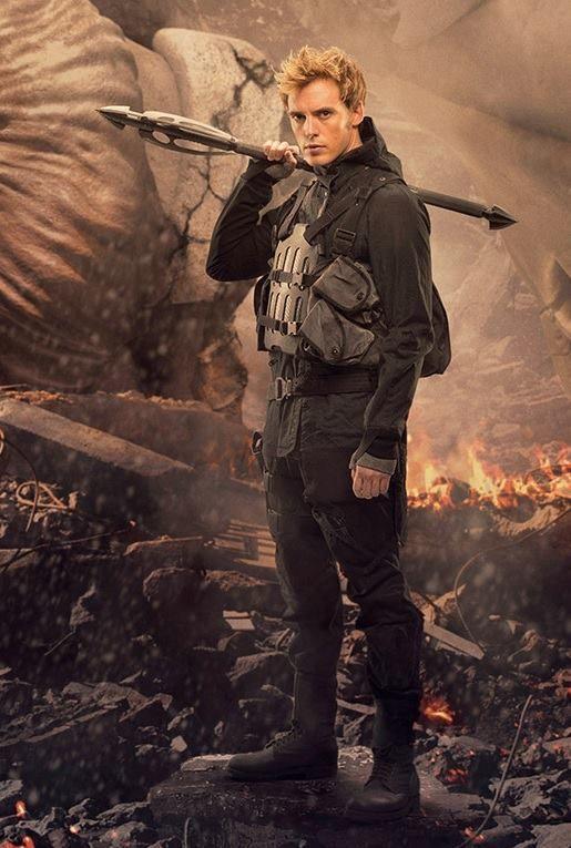 #Finnick #D13 #Mockingjay | Hunger Games | Pinterest ...