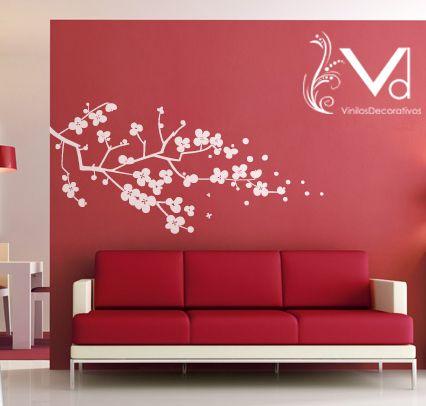 decoracin vinilos decorativo naturaleza