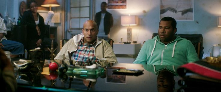 keanu 2016 movie : Photo Jordan Peele, Keegan-Michael Key