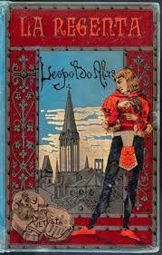 """Primera edición de """"La Regenta"""", de Clarín."""