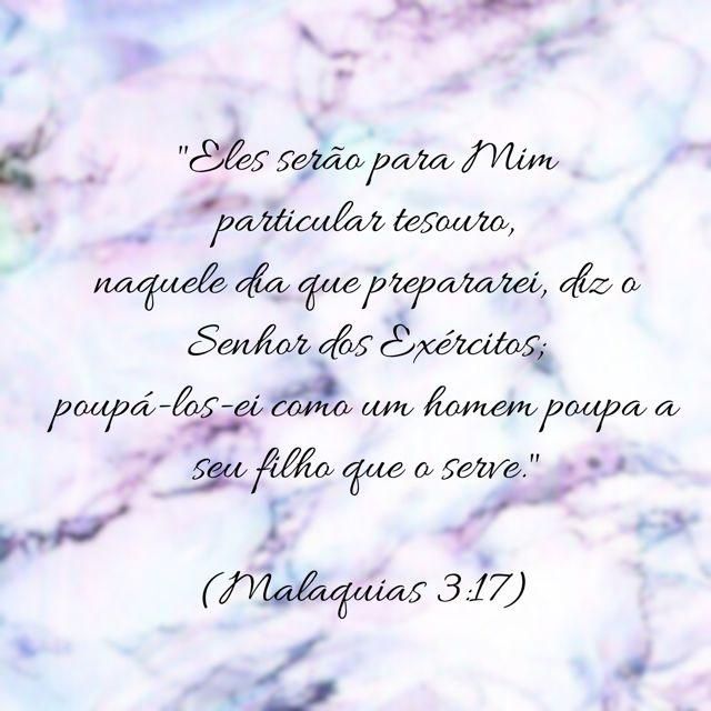 Malaquias 3:17
