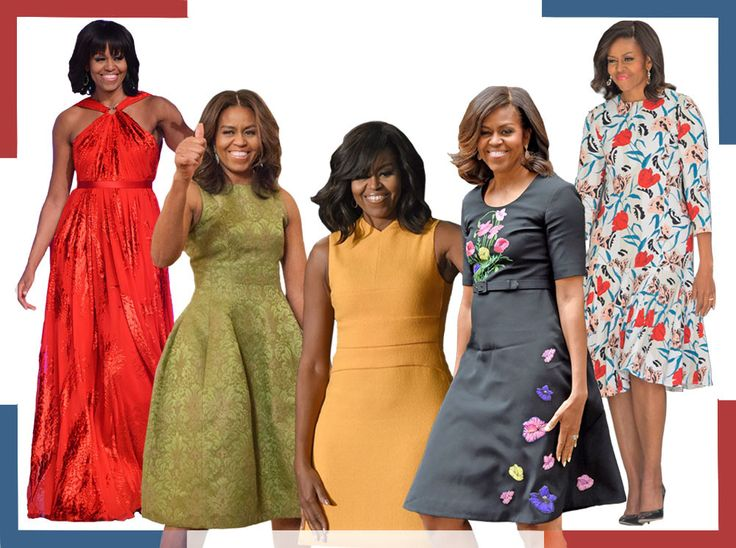 Celebrate First Lady Michelle Obama's Elegant Style on Her Last Birthday Before We Elect a New President | E! Online Mobile