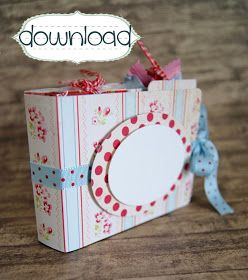 Veridiana Fromm: freebie friday - Gute Besserung Box