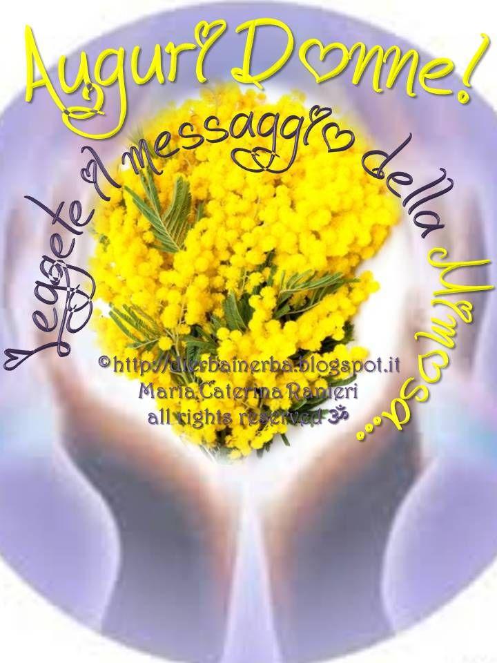 segui il link per leggere...http://dierbainerba.blogspot.it/2016/03/corri-il-rischio-di-vivereauguri-donne.html