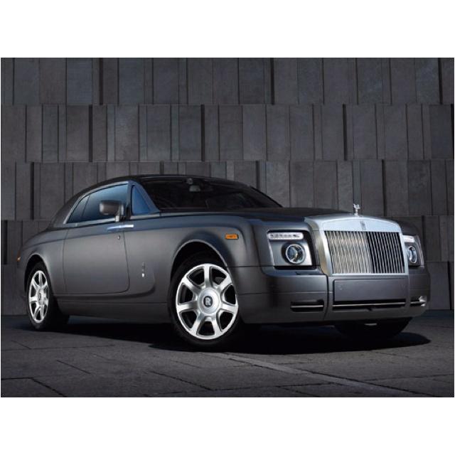 My dream car! Rolls Royce Phantom Coupe