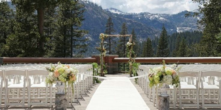 Wedding align in Lake Tahoe  Resort at Squaw Creek Weddings | Get Prices for Lake Tahoe Wedding Venues in Olympic Valley, CA