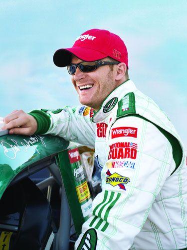 Dale Earnhardt Jr- Nascar Driver