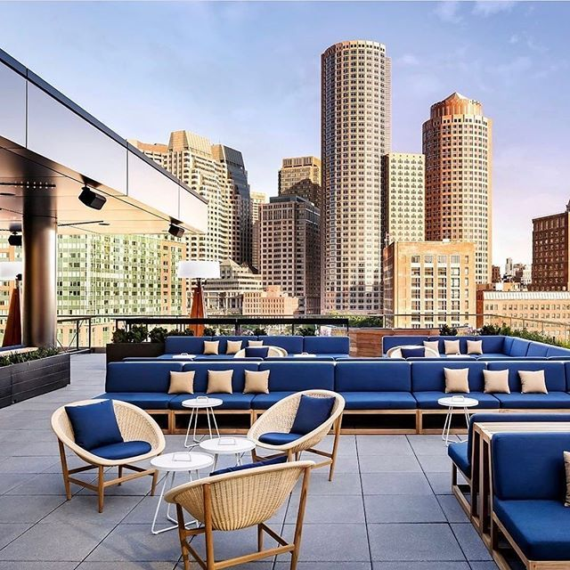 Lookout Rooftop In Boston See The City From A Different Perspective From The Amazing Lookoutrooftop Boston Best Rooftop Bars Rooftop Outdoor
