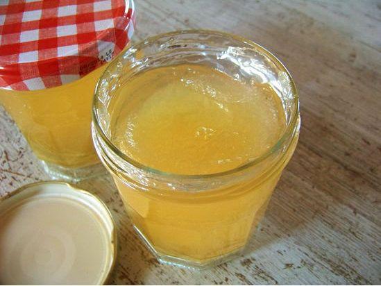 Recette de Gelée de citron verts