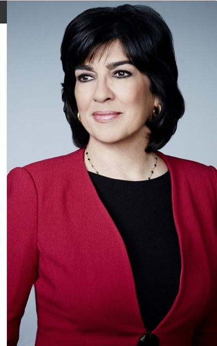 Christiane Amanpour - excellent interviewing skills - watch her reports & questioning techniques