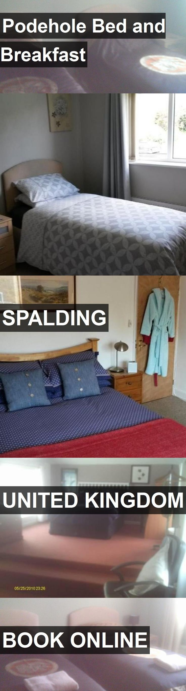 Hotel Podehole Bed and Breakfast in Spalding, United Kingdom. For more information, photos, reviews and best prices please follow the link. #UnitedKingdom #Spalding #hotel #travel #vacation