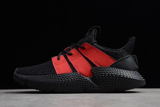 4c82197a5575f adidas Prophere Undftd Black Carbone Red BB6994 in 2019