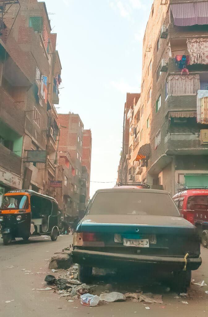 Garbage City Cairo Egypt Cairo Egypt Egypt Cairo