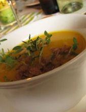 Zupa z dyni wg św. Hildegardy