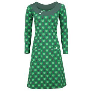 Dress Twiggy Little Apple Green