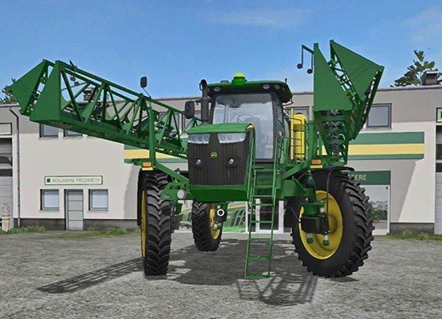 time to get some spraying done   fs19  fs17