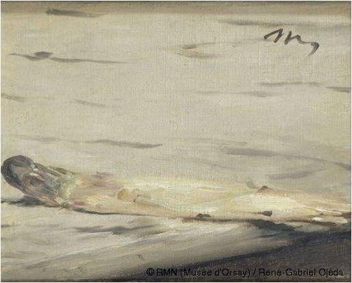 Édouard Manet, Asparagus, 1880