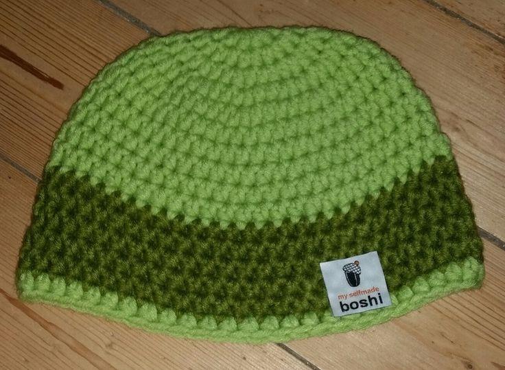 Handgehäkelte MyBoshi Mütze