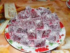Самые вкусные рецепты: Домашний мармелад из варенья
