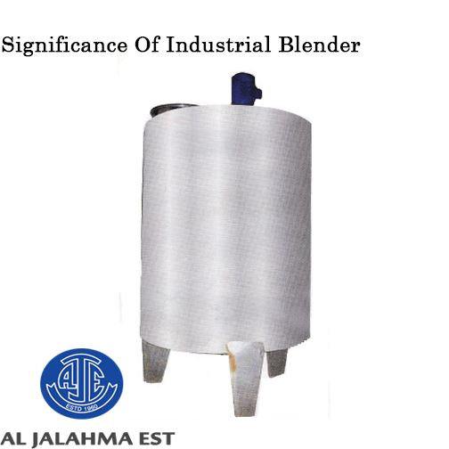 #Significance Of #Industrial #Blender Industrial blenders are typically used in the dry blending of solids that are capable of free flowing. They are suitable for #mixing particles of different densities. For more details, visit our website at http://www.aljalahmaest.com/ #IndustrialBlender #Wheel #alignment #Machine #Industrial #Vacuum #Cleaners #Radiator #Flushing #Machine #Wheel #Balancer #VacuumCleaners #VacuumMachines #Wheel #alignmentMachine