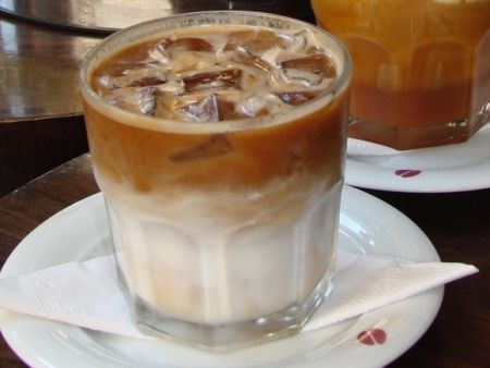 Na Rota do Bem Estar por Francini Soares: Coffee lovers: Café Latte Gelado!!