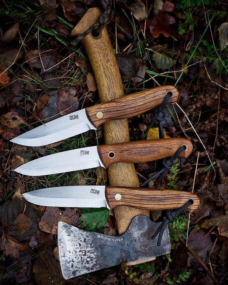 Tlim bushcraft knife