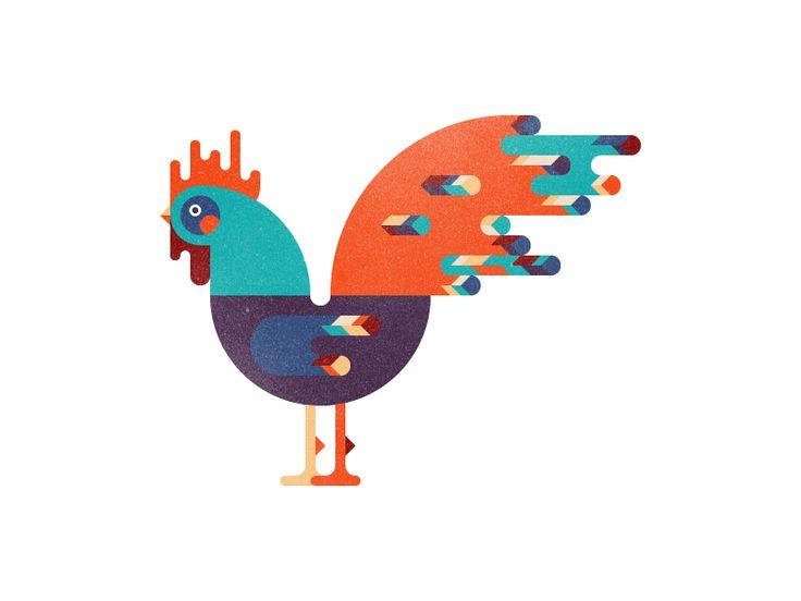 cock by Elena Lazutina