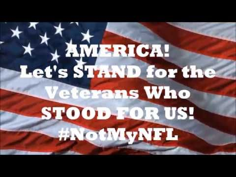 #NotMyNFL proudly supports our US Veterans - Contact Hillary Clinton - Hillary Clinton Likes to Delete Emails