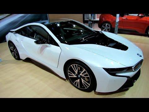 2015 Bmw I8 Exterior And Interior Walkaround 2013 La Auto Show