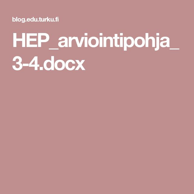 HEP_arviointipohja_3-4.docx
