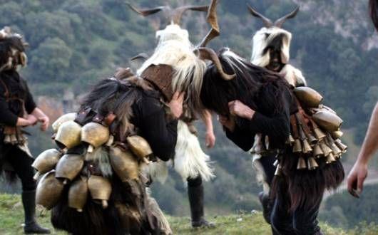 Provincia di Oristano - A Maimone - Karrasegare antigu Samughesu a Samugheo