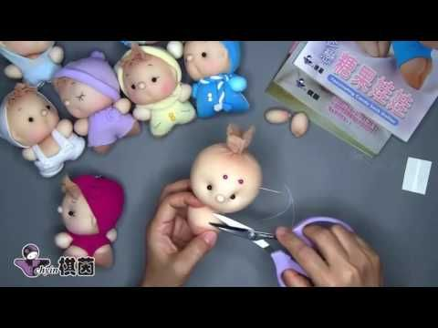 How To Make Beautifull Dolls For kidz with Socks - YouTube