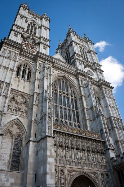 Londyn - Westminster Abbey (2013-08-11)
