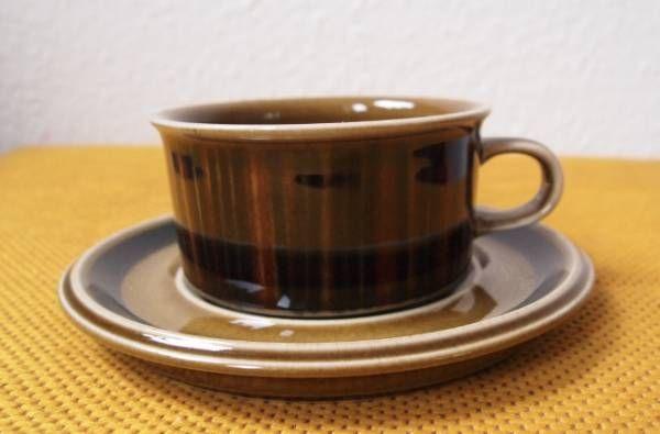 Arabia ArabiaアラビアKosmosコスモス紅茶C北欧ビンテージ インテリア 雑貨 家具 Modern ¥3000yen 〆05月28日