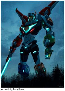 TOYSREVIL: Artworks for DreamWorks Voltron Legendary Defender Art Showcase presented by Hero Complex Gallery Now Available Online!