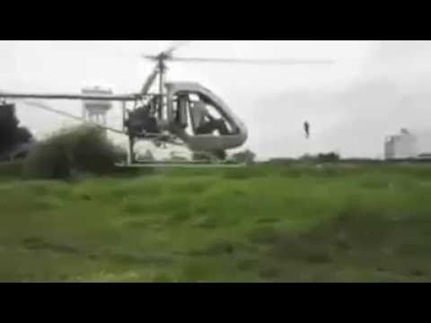 Chiếc máy bay tự chế của kỹ sư Việt