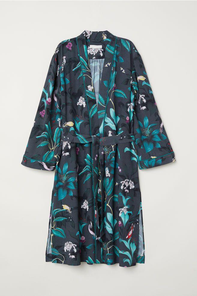 1d4560ec Mønstret kimono | kimono | Kimono pattern, Kimono és H&m