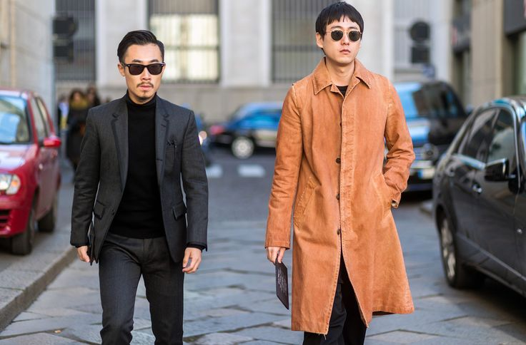 What Milan's Best Dressed Men Are Wearing to Fashion Week