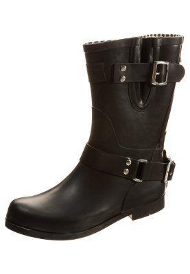 SLUSHI - biker-style rubber boots