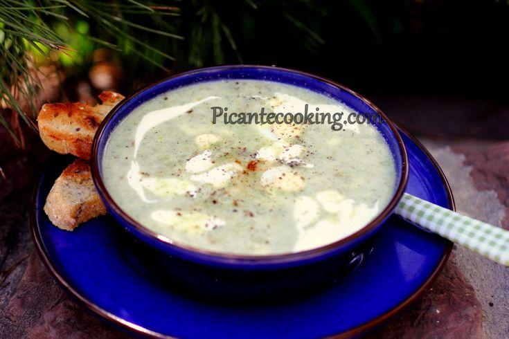 Крем-суп из молодой крапивы