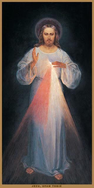 campo de luz e de amor: Divina misericórdia meditada