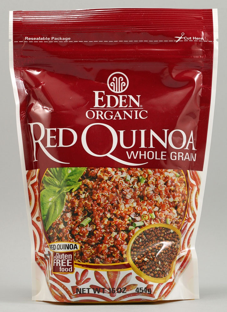 #vitacostfoodie - Eden Organic Red Quinoa - I can't find this at such a great price anywhere else.